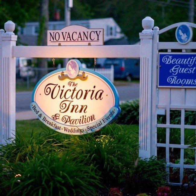 Victoria Inn Wedding