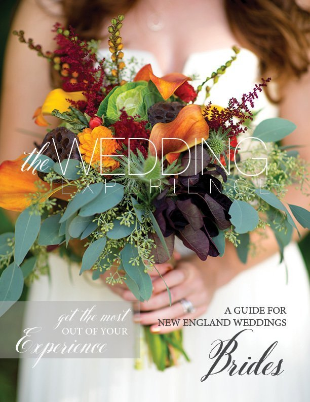 New England Weddings Bridal Guide Cover