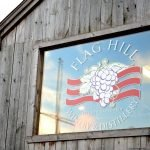 Flag Hill Winery and Distillery in Lee, NH