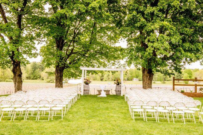 Flag Hill Winery Wedding