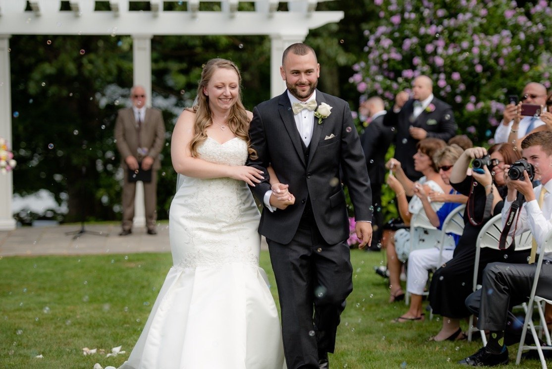 Harris Pelham Inn Wedding