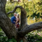 Engagement photo sessions at Prescott Park, Portsmouth NH