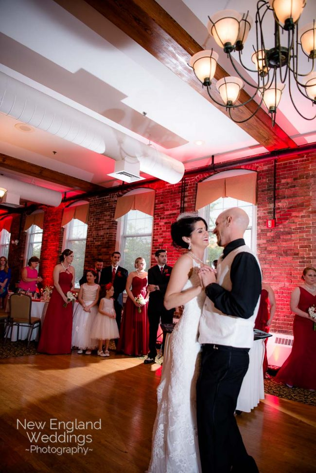 Fratello's Wedding Dance Floor