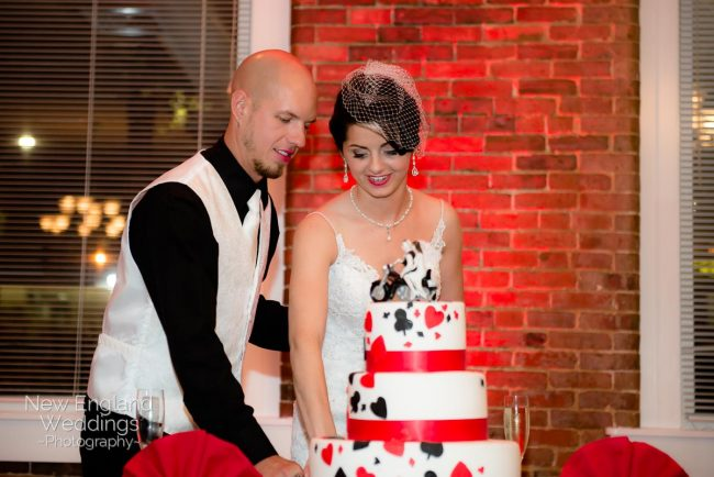 Fratello's Wedding Cake Cutting