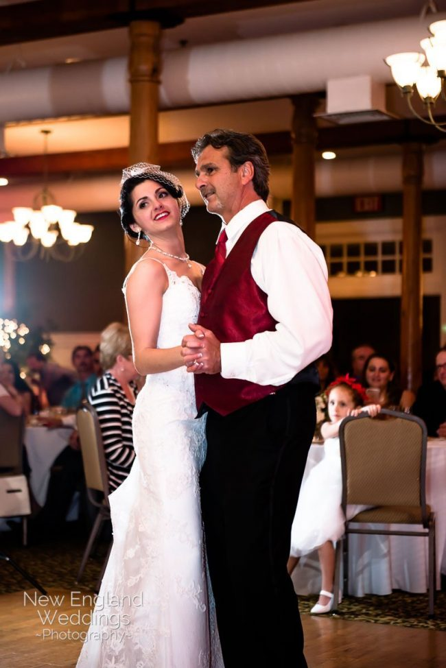 Fratello's Wedding Parent Dance