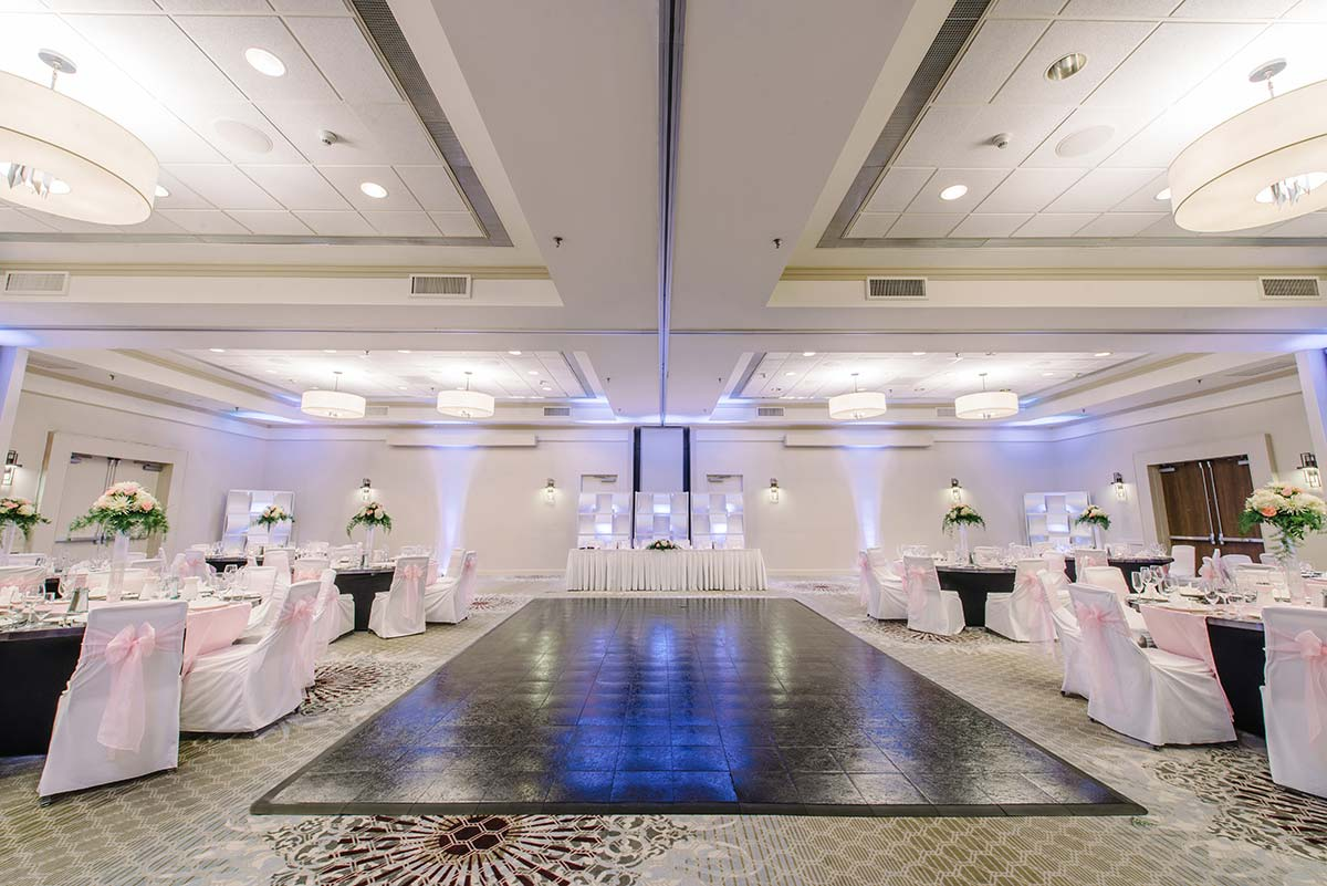 Event Center in Nashua Wedding