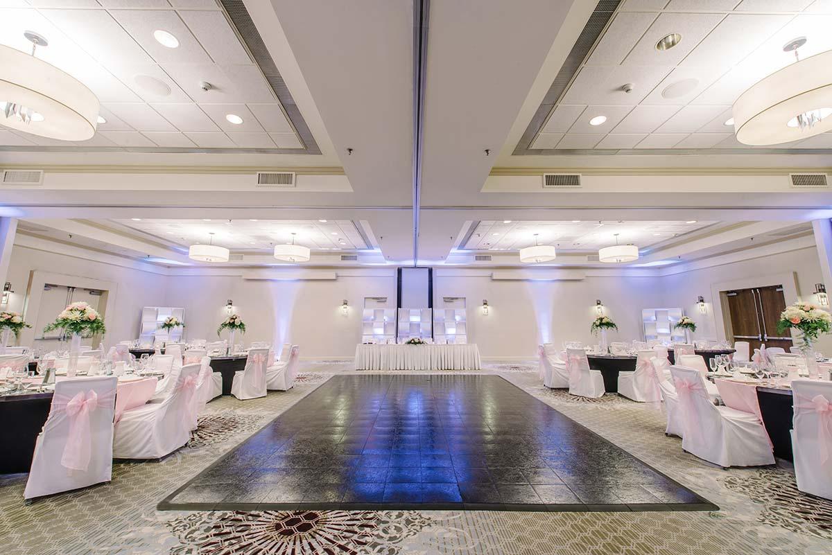 Event Center in Nashua Wedding