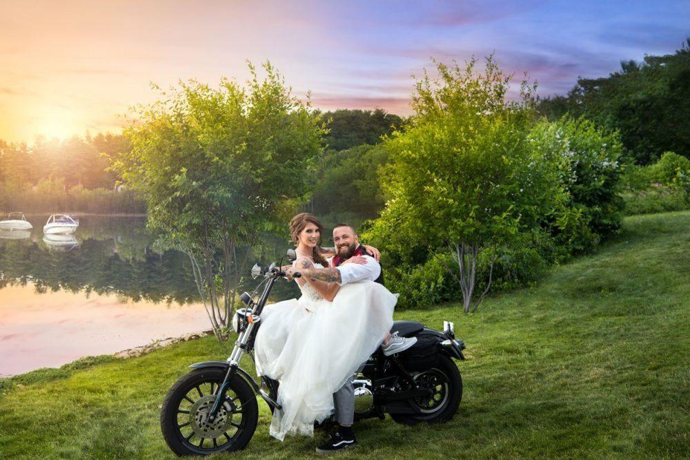 Margate Wedding in Laconia
