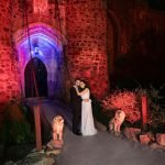 Nicole & Mike's Hammond Castle Wedding