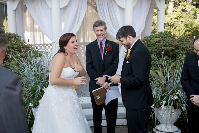 Teri & Jeff's Victoria Inn Wedding