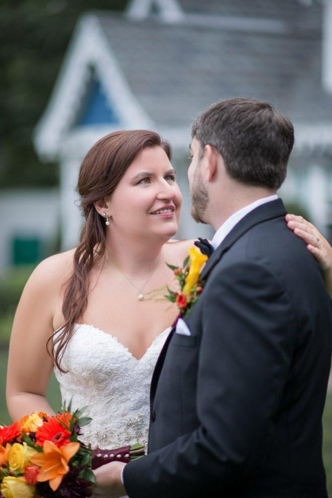 Victoria Inn Wedding First Look