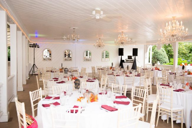 Victoria Inn Wedding Reception