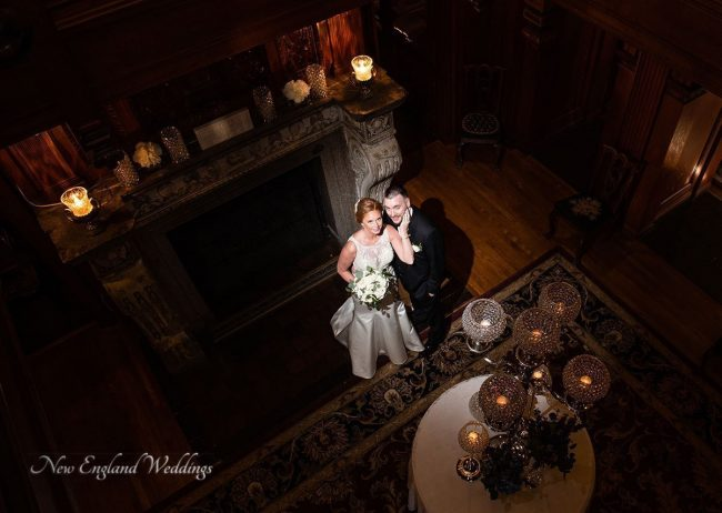 Searles Castle Wedding