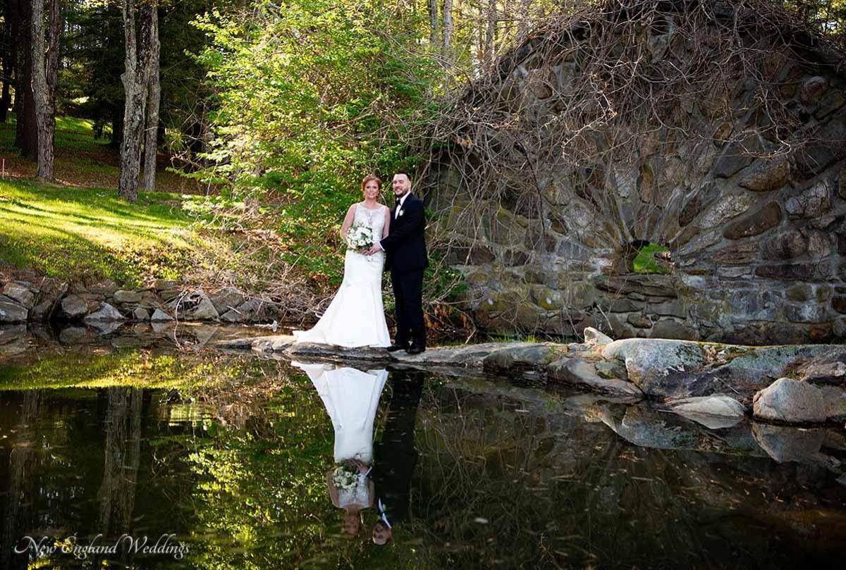 Searles Castle Wedding
