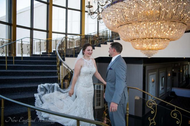 Lombardo's Wedding First Look
