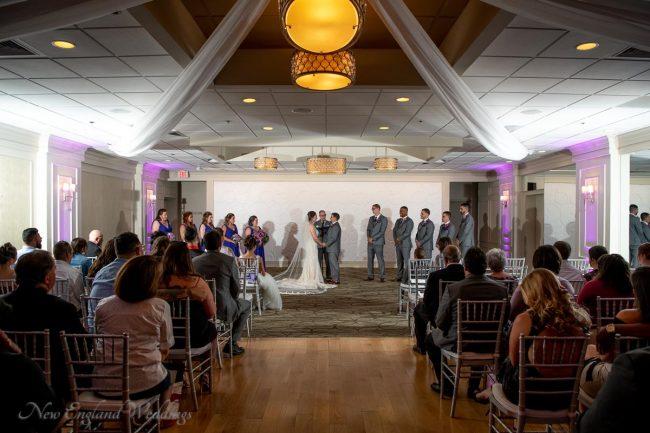 Lombardo's Wedding Ceremony