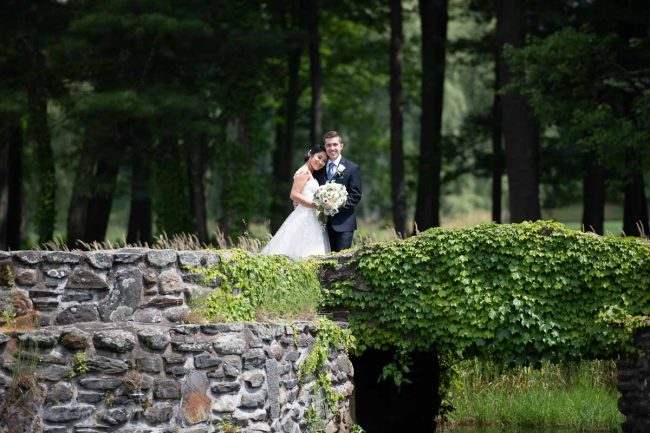 The International Wedding Stone Bridge