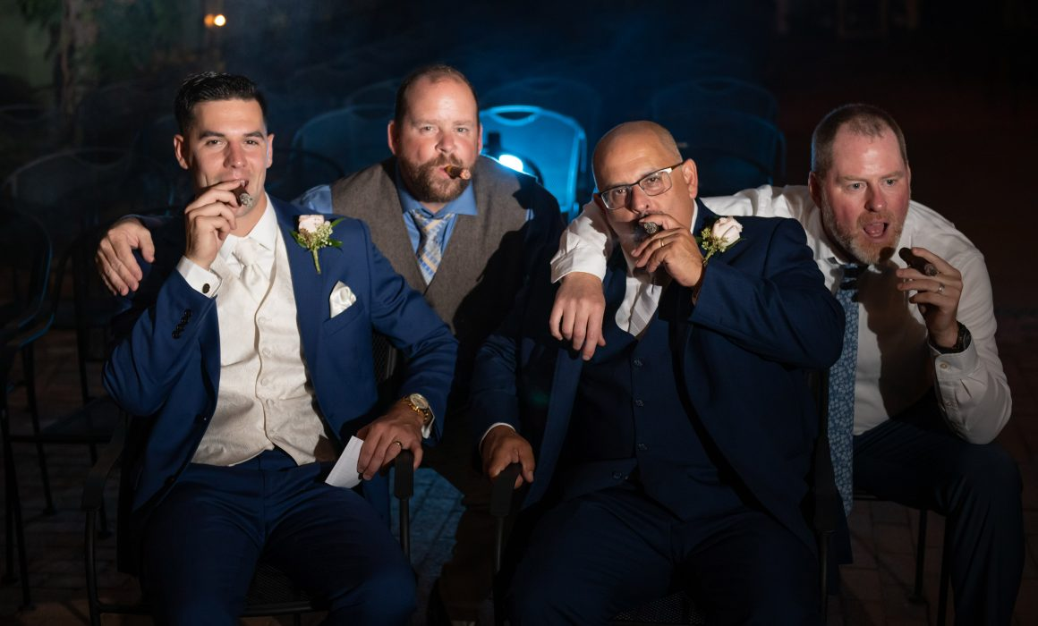 Wedding Portraits for Men